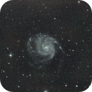 Pinwheel Galaxy,                                allanv28