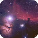 Horsehead Nebula,                                Andrew Arai