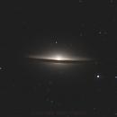 M104, the Sombrero Galaxy,                                Kathy Walker