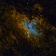 Eagle Nebula (M16) SHO,                                Jim McKee