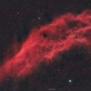 NGC 1499 - The California Nebula,                                Henrique Silva