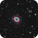 "The Ring Nebula ""Au Naturale"" ?,                                KuriousGeorge"