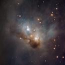 NGC 1788 - HaRGB - Liverpool Telescope,                                Daniel Nobre
