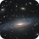 NGC 7331 - The Deer Lick - LRGB,                                Kevin Morefield