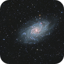 Triangulum galaxy M33,                                PiPais