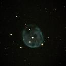 Skull Nebula,                                Robin Clark - EAA imager