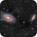 M81 and M82,                                Marc