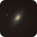 M64 Black Eye Galaxy,                                poblocki1982