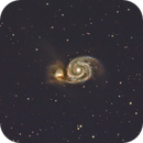 M51,                                John Sim