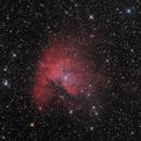 NGC 281 Pacman,                                Florian_Pieper