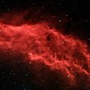 NGC1499 - the California Nebula,                                Danny James