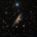 NGC 1532,                                Davide Manca