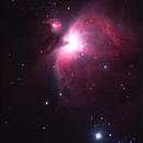 M42 - Orion Nebula,                                Arvin Samadi