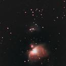 M42 Orion Nebula,                                Kharan