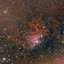 IC 405 Flaming Star Nebula,                                RalfThielenPicart