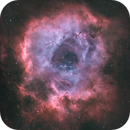 The Rosette Nebula Ha_OIII_Final,                                PauRoche