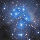 M45 The Pleiades,                                Dan Kusz