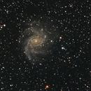 NGC 6946 The Fireworks Galaxy,                                Marc Silva