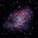 M1 Crab Nebula,                                Scott Alber