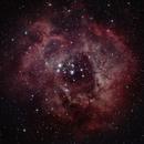 Rosette Nebula from Bortle 8 skies,                                sirius_eclipse