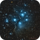 The Pleiades (M45) (Seven Sisters) (Subaru),                                Predator