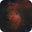 IC 405 - Flaming Star Nebula,                                dheilman