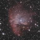 NGC281 PacMan,                                Bret Waddington