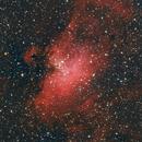 Messier 16,                                Hubert Hautecler