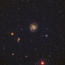 Messier 61,                                Ross Salinger