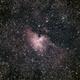 Eagle Nebula,                                Fabio Pignata