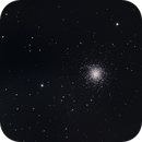 M13 - Great Globular Cluster in Hercules,                                Samuel Müller