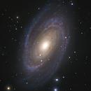 M 81 rework with additional data,                                Christoph Lichtblau