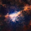 IC 1318A,                                Sharky