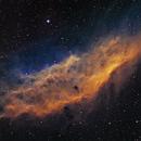 California Nebula (NGC1499),                                Andrea Ferri