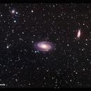 M81 and M82,                                Mostafa Metwally
