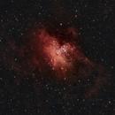 M16 - Eagle Nebula,                                Sektor