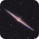 NGC 4565 - The Needle Galaxy,                                Miguel Noppe