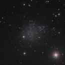 IC 1613 - An Irregular Dwarf Galaxy,                                Alex Woronow