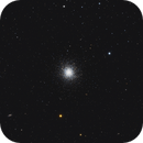 M 13 - The Great Globular Cluster in Hercules,                                Rhett Herring
