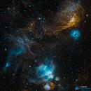NGC 2020 to end 2020,                                GoldfieldAstro