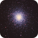 M13 Hercules Cluster,                                Olaf Fritsche