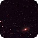 Bode's Galaxy and Cigar Galaxy,                                Caneca