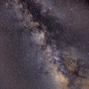 Milky way,                                Bach hamba Youssef