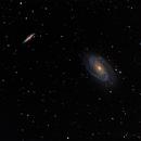 M81 et M82,                                raga79co