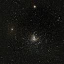 NGC281 - PACMAN NEBULA,                                Jérémie