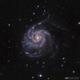 M101 - Pinwheel Galaxy,                                Alan Pham