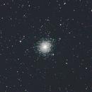 M2 Globular Star Cluster RGB,                                John Massey