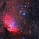 Tulip Nebula, Sh2-101,                                Zoltán Bach