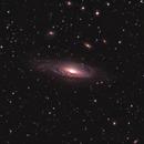 NGC 7331,                                Wesley Joseph