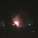 M42 Nebulosa di Orione,                                AlbertNewland